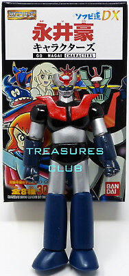 Mazinger Z Robot Go Nagai Characters 20422 New Excellent Cond 2003 4.5in. Bandai