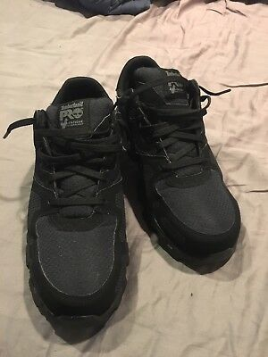 Timberland Steel Toe Shoes Sneakers Size 10