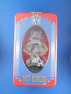 """Pre-owned Betty Bedazzled """"Sterling Betty"""" Collector's Series"""