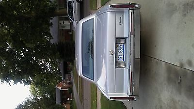 1991 Cadillac DeVille Metal 1991 De Ville very clean. 95000 original miles. Power everything and runs great.
