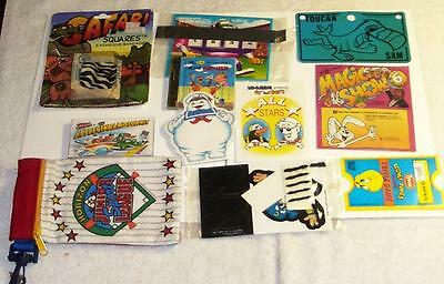 Advertising Cereal Box Prize Toys  Mix Vintage Lot of 11