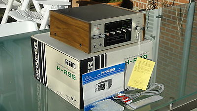 Pioneer H-R99 Nos 8 Track Stereo Recorder Player