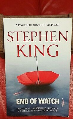 End of Watch by Stephen King (Paperback, 2016)