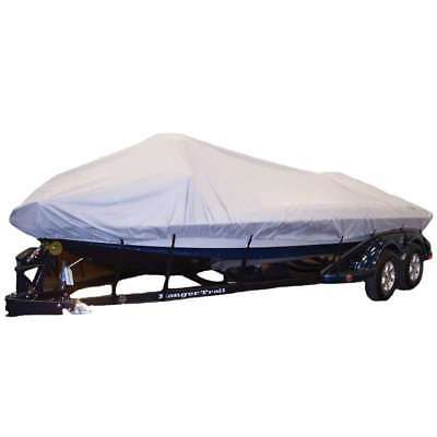 "DMC Semi Custom Boat Cover V Hull Fishing 17' L 82"" W #BC0630WM"