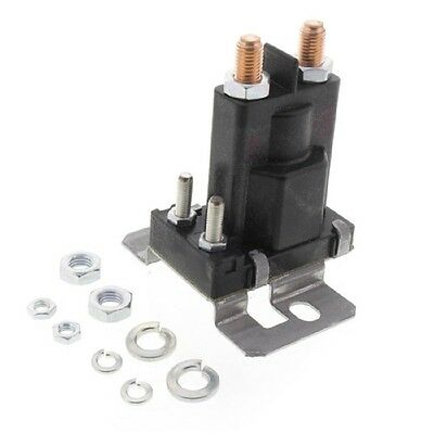 Power Solenoid Relay 12V DC 100Amp SPNO Continuous Duty White Rodgers 120-105711