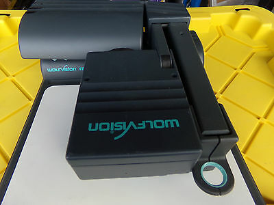 WolfVision VZ-8 Plus  Document Camera Visualizer Overhead Projector-USED