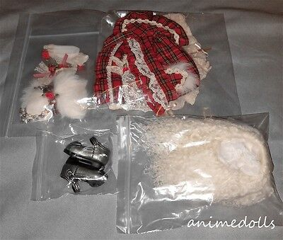 BJD FairyLand Doll YoSD LittleFee Chloe Rose Cat Full Set Outfit LE 100 Only