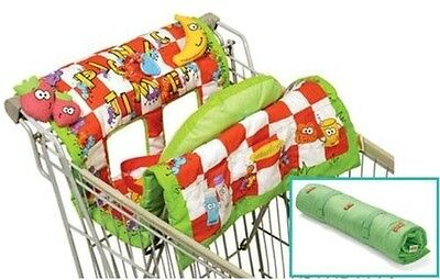 Infantino Shop And Play Cart Cover 3 In 1 Picnic Time 12-24 Months Unisex Baby