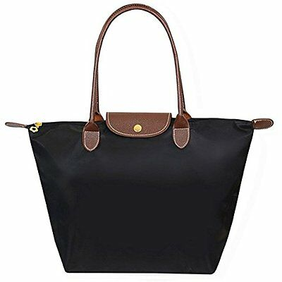 BEKILOLE Shoulder Bags Women's Stylish Waterproof Tote Bag Nylon Travel Shoulder