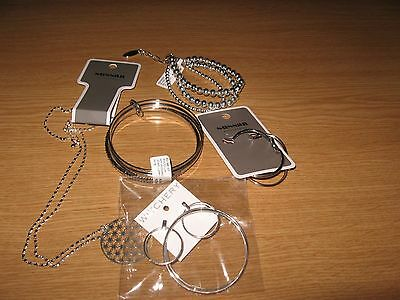 FASHION JEWELLERY FROM WITCHERY & SUSSAN - New With Tags - BRACLETS EARRINGS