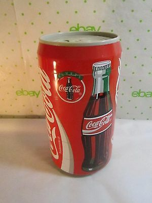 """Coca Cola Can Coasters Puzzle Can Comes Apart to Become 6 Coasters 6.5x3.5"""""""