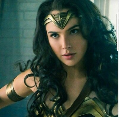 2017 DC Movie Wonder Woman Headband Tiara Diana Princess Cosplay Costume Crown