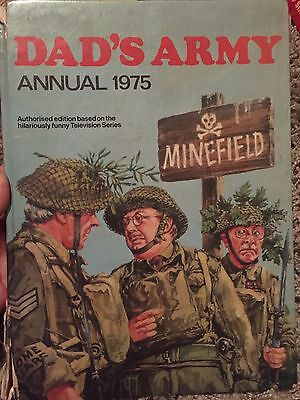 dads army 1975 annual