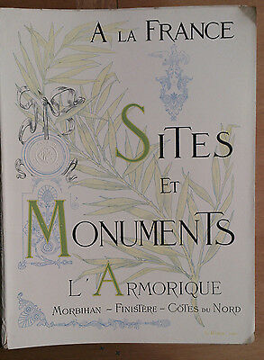 TOURING CLUB de FRANCE, O. RECLUS  La France, Sites et monuments 32 Fasc Complet