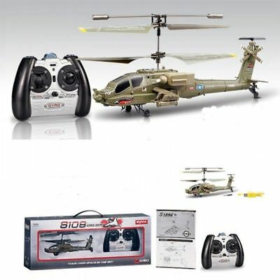 Syma S109G Apache helicopter 3.5 channel
