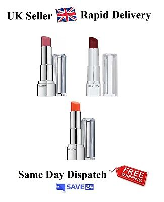 !!RRP£9.99!! Revlon Ultra HD Lipstick - Choose Your Shade - Rapid Delivery