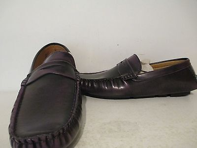 AC Casual Mens 6511 Slip On Loafer Driving Moccasin Purple Sizes 8.5 - 13 8b828e22f3e