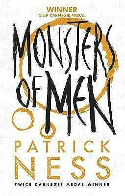Monsters of Men by Patrick Ness (Paperback, 2014)