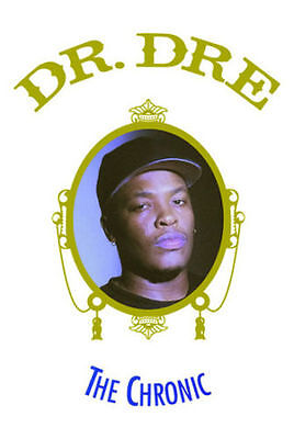 Dr. Dre  the Chronic  24 x 36 poster