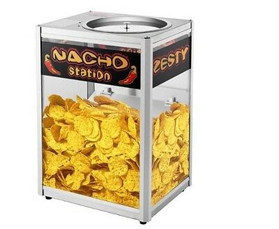 Nacho Chip Warmer Great Northern Nacho Station Commercial Grade Concession New