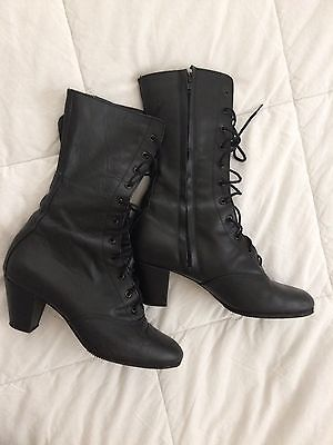 Miguelito 2772 Women's Folklorico Boots, Size US 7.5, MEX 24.5