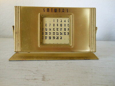 50 Year Desk Calendar Slide on Over