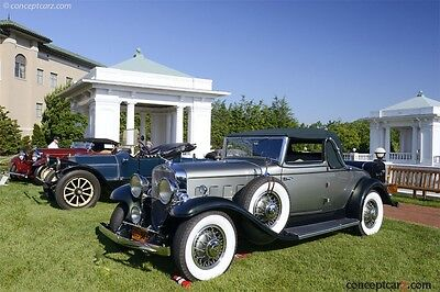 1931 Cadillac Other  1931 Cadillac 355A Convertible Coupe by Fleetwood