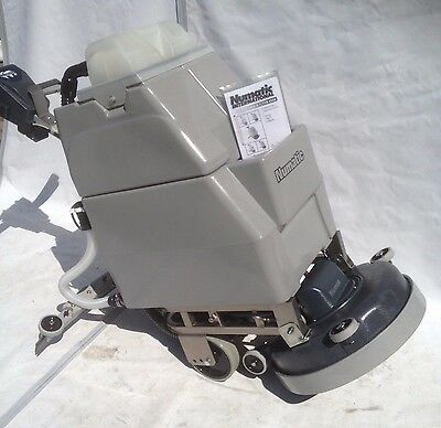 """Numatic  TTB345/80T - 17"""" inch Floor Scrubber Dryer (24volts Battery Operated)"""