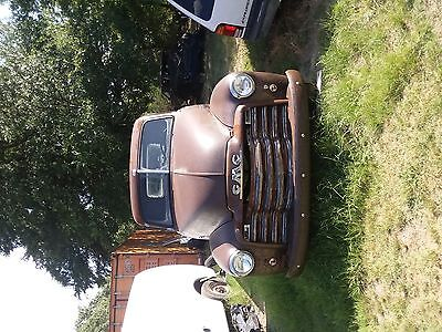 1952 Chevrolet Other Pickups  1952 Chevrolet truck 3100, GMC front Project, Patina, Ratrod, hotrod