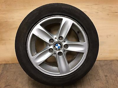 BMW E87 1 Series 16'' alloy wheel with 205/55R16 tyre Style 140 6769401 ref 4