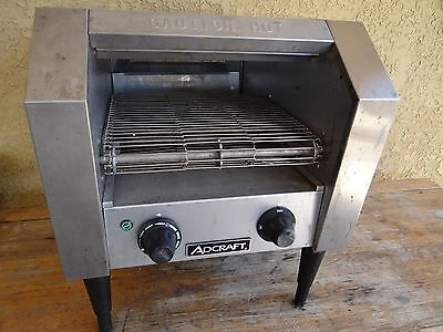 Adcraft CYT-120 Countertop Conveyor Toaster  120Volts