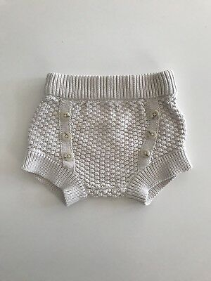 Seed Knitted Bloomers