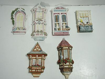 Michael's Limited Summer Breeze Collection - Lot of 6 Beautiful With Boxes