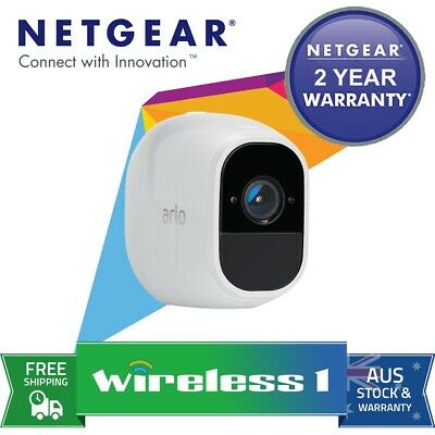 Netgear VMS3330-100AUS ARLO Smart Home Security - 3 HD Camera Security
