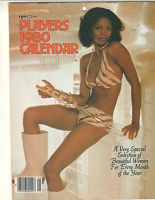 Players 1980 Calender