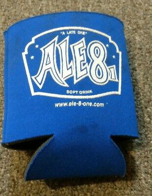 Ale 8 1 Coozy Ale Eight One Coozie Used