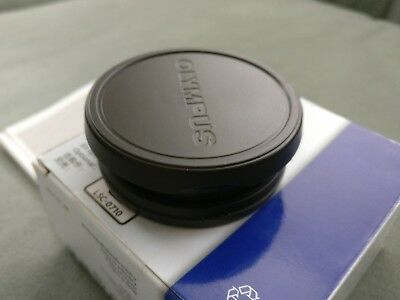 Olympus MCON-P02 macro adapter lens - 46mm and 37mm filter threads