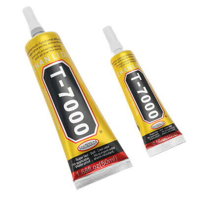 [NEW] 1PCS Only T7000 15mL 50mL Glue Multi Purpose Black Adhesive for Phone Scre