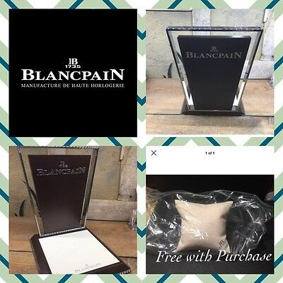 New Genuine Blancpain Brand Display Free Pillow With Purchase