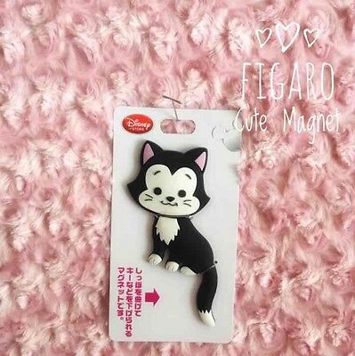 Disney Japan Kawaii Figaro Magnet Key-hook From Japan