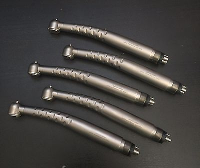 New Lot of 5! Dental fast High Speed Handpieces
