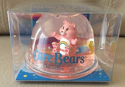 Care Bears Aqua Paper Holder From Japan New F/S with Tracking Very Cute CBMO-229