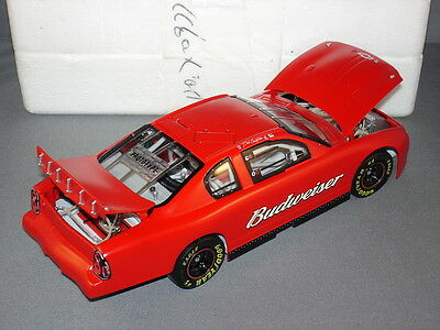 #8 DALE EARNHARDT JR 2002 Budweiser Action/RCCA 1/24 Elite PROTOTYPE unapproved!