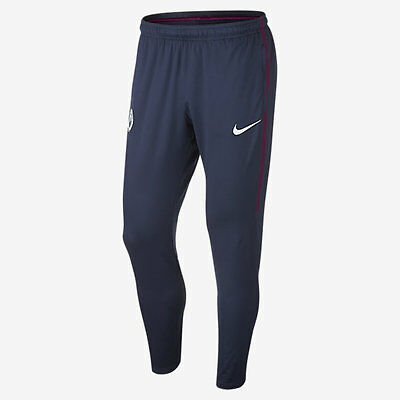 Nike PARIS SAINT-GERMAIN DRY SQUAD MEN'S FOOTBALL PANTS Navy-Size S,M,L,XL Or2XL