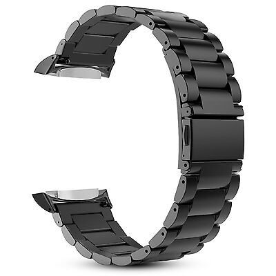 For Samsung Galaxy Gear S2 SM-R720 / SM-R730 Stainless Steel Watch Strap Band