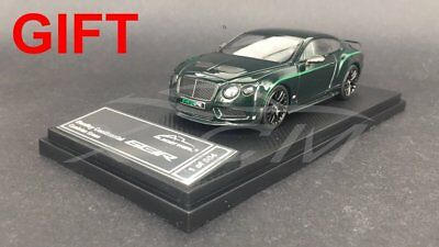 Car Model Almost Real Bentley Continental GT3-R 2015 1:43 (Green) + SMALL GIFT!!