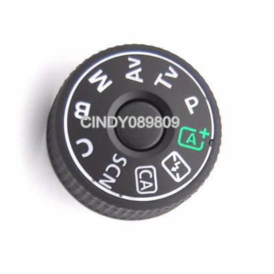 New Function Dial For Canon EOS 70D Top Mode Dial Button Interface Cap Unit