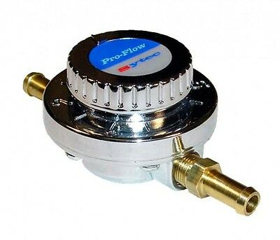 Sytec Pro-Fuel Pressure Regulator (10mm Unions)