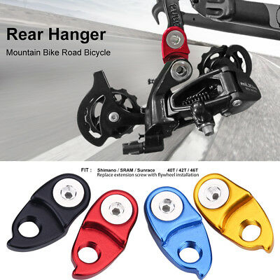 CNC Alloy Bike Bicycle Index Hanger Derailleur Adapter Rear Mech for Shimano