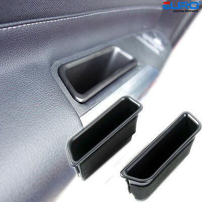 Front Door Armrest Storage Box Container Holder for 2015-2017 Ford Mustang GT
